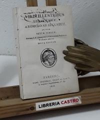 De Viris Illustribus Urbis Romae a Romulo ad Augustum - C. F. Lhomond
