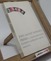 Poesies - Joan Salvat-Papasseit