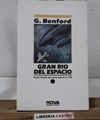 Gran río del espacio - Gregory Benford