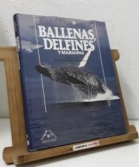 Ballenas, delfines y marsopas - Richard Harrison y M. M. Bryden
