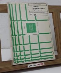Diseño Arquitectónico. Arquitectura y Ciencias Humanas - Geoffrey Broadbent