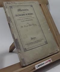 Memoria de los pobladores de Mallorca - Joaquín María Bover