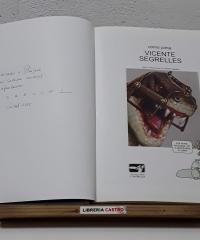 Cómo pinta Vicente Segrelles. (Dedicado por Segrelles) - Vicente Segrelles
