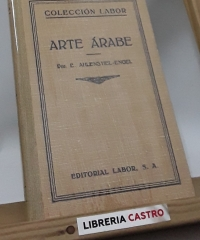 Arte Árabe - E. Ahlenstiel-Engel