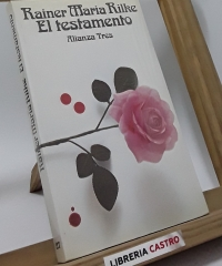 El testamento - Rainer Maria Rilke