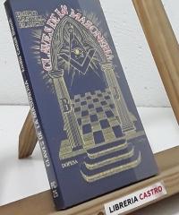 Claves de la masonería - Emilio Castell Blanch