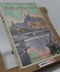 Viaje á Mallorca - José Mª Salaverria