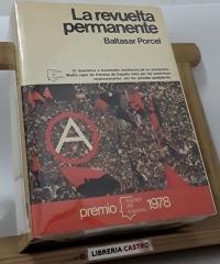 La revuelta permanente - Baltasar Porcel
