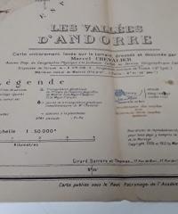 Les Vallées d'Andorre - Marcel Chevalier