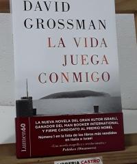 La vida juega conmigo - David Grossman