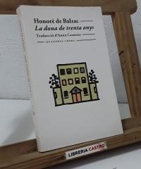 La dona de trenta anys - Honoré de Balzac