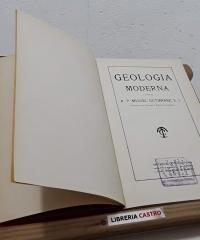 Geología Moderna - Miguel Gutierrez