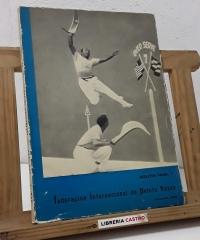 Federación Internacional de Pelota Vasca. Boletín Nº 7. Diciembre 1960 - Varios