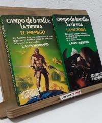 Campo de batalla la Tierra: El enemigo y Campo de batalla la Tierra: La victoria (II tomos) - L. Ron Hubbard
