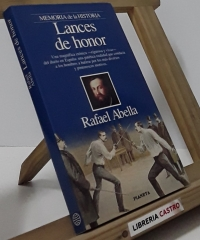 Lances de honor - Rafael Abella