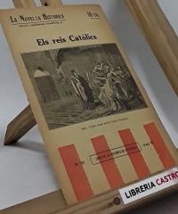 Els reis Católics - Per M.G. amb prolec de Carreras i Candi