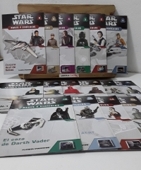 Star Wars. Naves y Vehículos. Del 1 al 16 - Varios