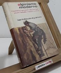 Alpinismo moderno - Varios