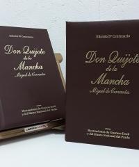 Don Quijote de la Mancha. Ilustrado por Doré (II Tomos) - Miguel de Cervantes Saavedra