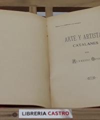 Arte y artistas catalanes - Alfredo Opisso