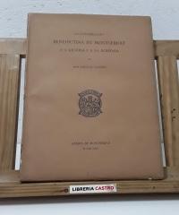 La Congregació Benedictina de Montserrat a l'Austria i a la Bohemia - Anselm Mª Albareda
