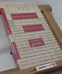 Poesía y edición en el Siglo de Oro - Ignacio García Aguilar