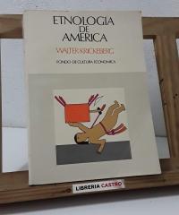 Etnología de América (Numerado) - Walter Krickeberg