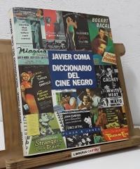 Diccionario del cine negro - Javier Coma