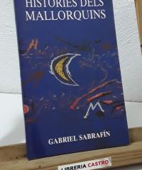 Històries del mallorquins - Gabriel Sabrafín