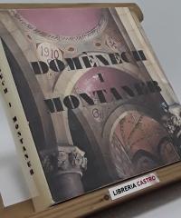 Domenech i Montaner - Mª Lluisa Borras