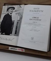 Obras escogidas. Tomo II - Knut Hamsun