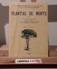 Plantas de Monte (Facsímil) - J.P. y A.