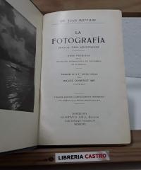 La fotografía (manual para aficionados) - Juan Muffone