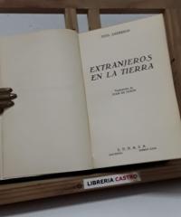 Extranjeros en la Tierra - Poul Anderson