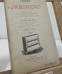 Tesoro del Jabonero - Emilio Cantarell