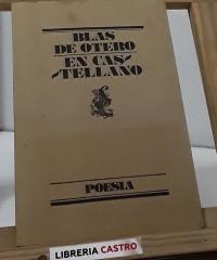 En castellano - Blas de Otero