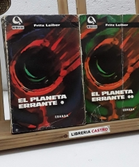 El planeta errante (II tomos) - Fritz Leiber