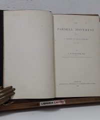 The Parnell movement - T. P. O'connor