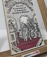 Escritos condenados por la Inquisición - Arnaldo de Vilanova