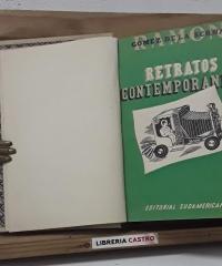 Retratos contemporáneos - Ramón Gómez de la Serna