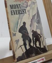 Mont Everest - Joseph Peyré