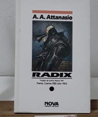 Radix - A. A. Attanasio