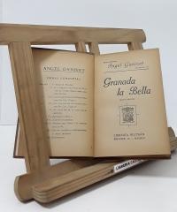 Granada la bella - Ángel Ganivet