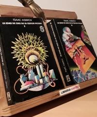 La Edad de Oro de la Ciencia Ficción (II tomos) - Varios