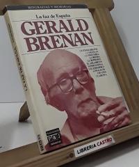 La faz de España - Gerald Brenan