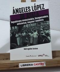 Ángeles López de Ayala - Raül Aguilar Cestero