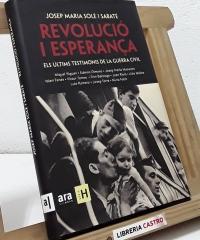 Revolució i Esperança - Josep María Solé i Sabaté