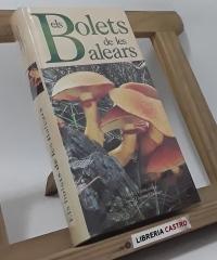 Els bolets de les Balears - Carles Constantino i Josep Lleonard Siquier