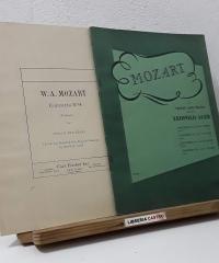 Mozart for Violin and Piano. Concerto nº4 (D major) - Wolfgang Amadeus Mozart