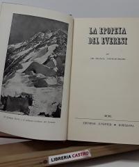 La epopeya del Everest - Francis Younghusband